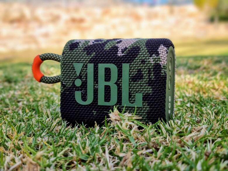 JBL GO 3. צילום צחי הופמן