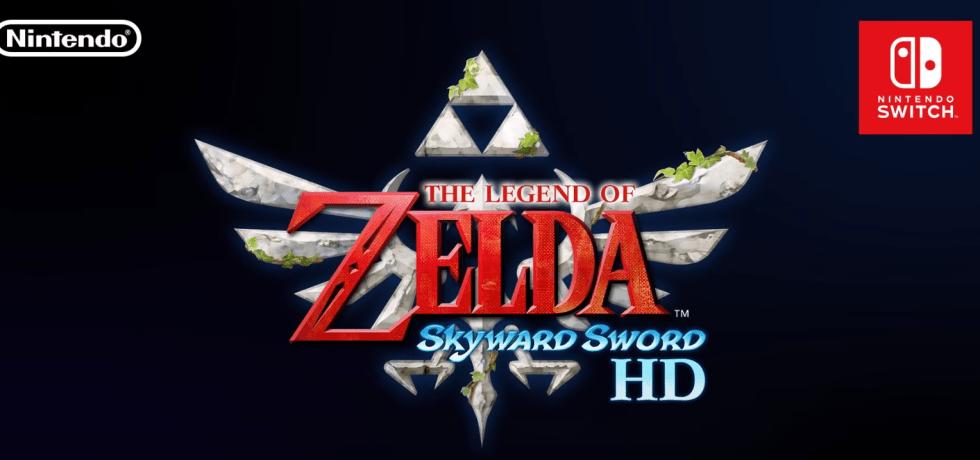 The Legend of Zelda: Skyward Sword HD. צילום מסך