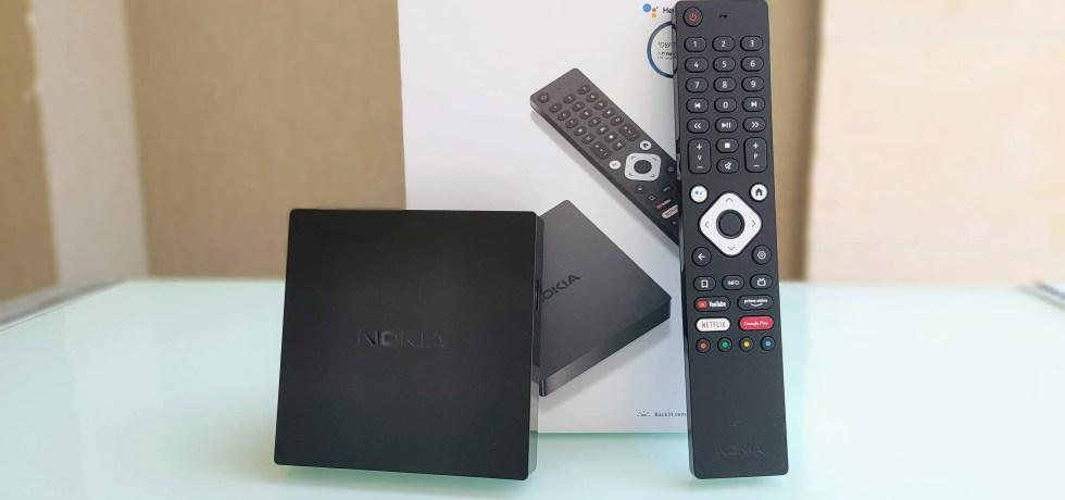 נוקיה Streaming Box 8000. צילום צחי הופמן