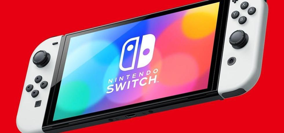 """נינטנדו Switch. צילום יח""""צ"""