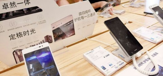 Huawei, Oppo Top List of Top Chinese Phone Makers of 2016