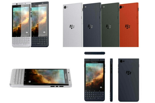 TCL Enters License Agreement to Build Blackberry-Branded Phones