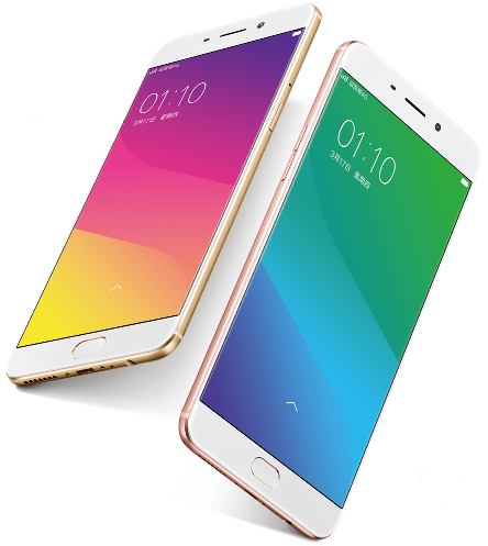 Official: Oppo R9 and Oppo R9 Plus with 4GB RAM and ...