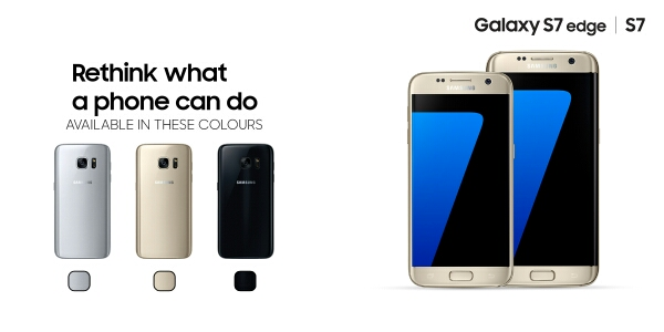 Samsung commences sales of the Galaxy S7 Edge and Galaxy S7 in Nigeria