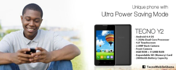 Tecno Y2  What You Need To Know About This Entry