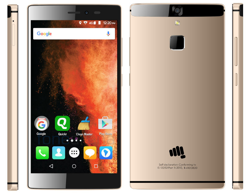 Micromax Canvas 6 and Canvas 6 Pro with Mediatek Helio X10