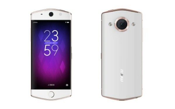 Meitu M6 LTE Smartphone with 21MP front and rear cameras