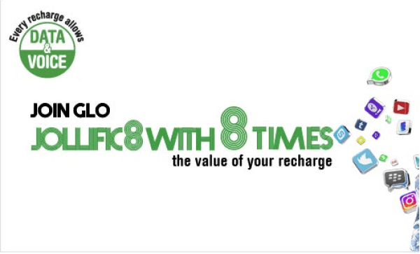 Glo Jollific8 Tariff Plan: All You Need To Know