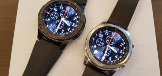 Specs Comparison: Samsung Gear S3 Classic Vs Gear S3 Frontier