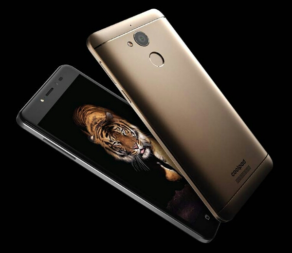 Coolpad Note 5 with FHD display, SD617 SoC,4010mAh Battery