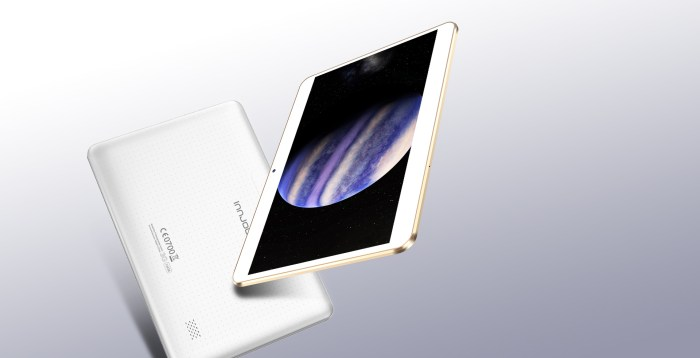 Innjoo F4 and Innjoo F4 Pro Voice Calling Android Tablets