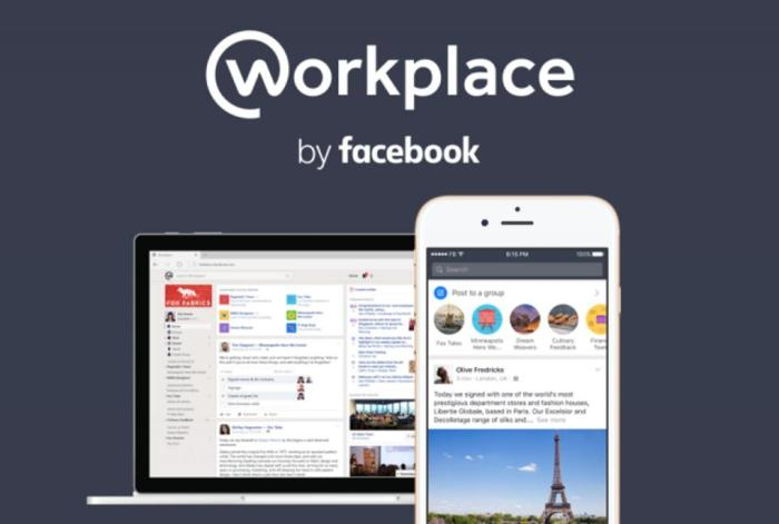 Workplace by Facebook (formerly Facebook at Work), an enterprise social network for business