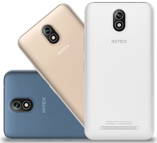 """Intex Aqua Strong 5.2: 5"""" Display, 2GB RAM, 4G VoLTE and Android 6.0"""