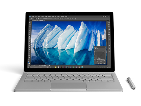 New Surface Book with Performance Base