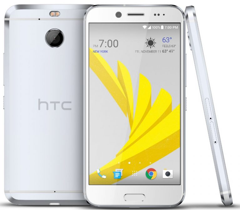 HTC Bolt debuts with Android Nougat And Sprint's LTE Plus Network