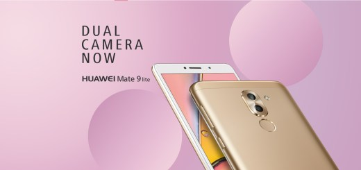 Huawei Mate 9 Lite is the Huawei Honor 6X in Disguise