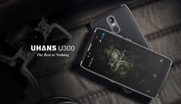 Uhans U300 Released With 4GB RAM, Body Inspired by Mercedez-Benz