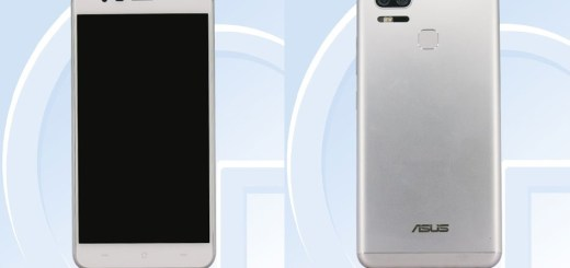 ASUS ZenFone 3 Zoom (ASUS_Z01HDA) With Dual Camera Listed By TENAA