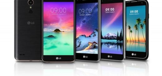 LG K Series 2017 - K3, K4, K8, K10 Debut Ahead of CES