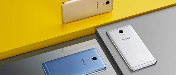 Meizu M5 Note with Full HD display, 4GB RAM, 4000mAh Battery