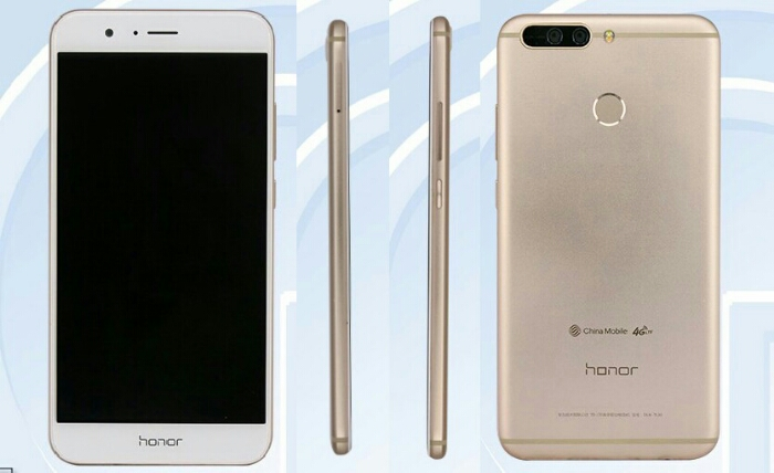 Honor DUK-TL30 Spotted on TENAA with 5.7-inch QHD display, 6GB RAM,