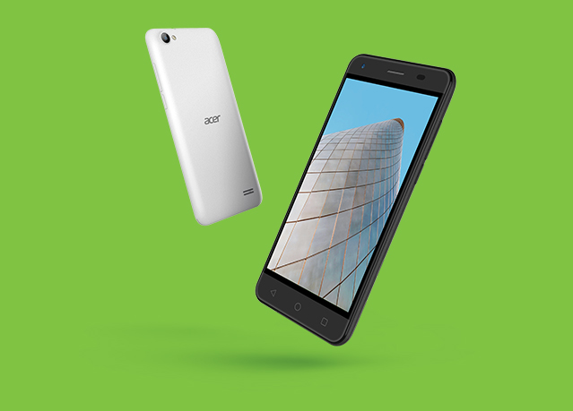 Acer Quietly Launches the Acer Liquid Z6E in the Netherlands