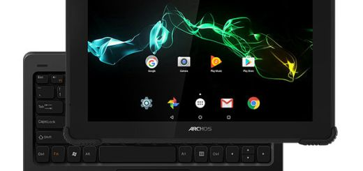 ARCHOS 101 Saphir Rugged 2-in-1 Tablet with Android 7.0