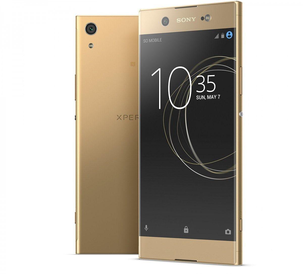 Sony Xperia XA1 and Xperia XA1 Ultra Mid-Range Android Nougat Smartphones