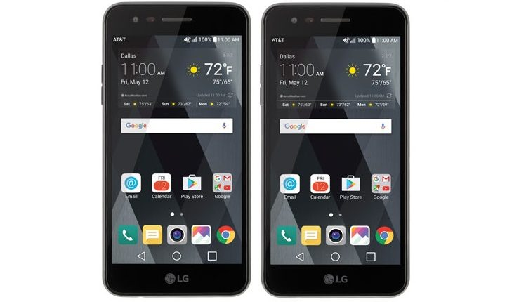 AT&T announce Entry-Level LG Phoenix 3 LTE smartphone