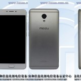 Meizu M621C-S Certified On TENAA with octa-core CPU, 5.5-inch display
