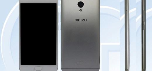 Meizu M621C-S Certified On TENAA with octa-core CPU, 5.5-inch display