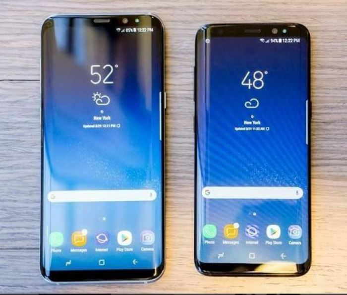 Samsung Galaxy S8 - The World's First Phone With Bluetooth 5.0