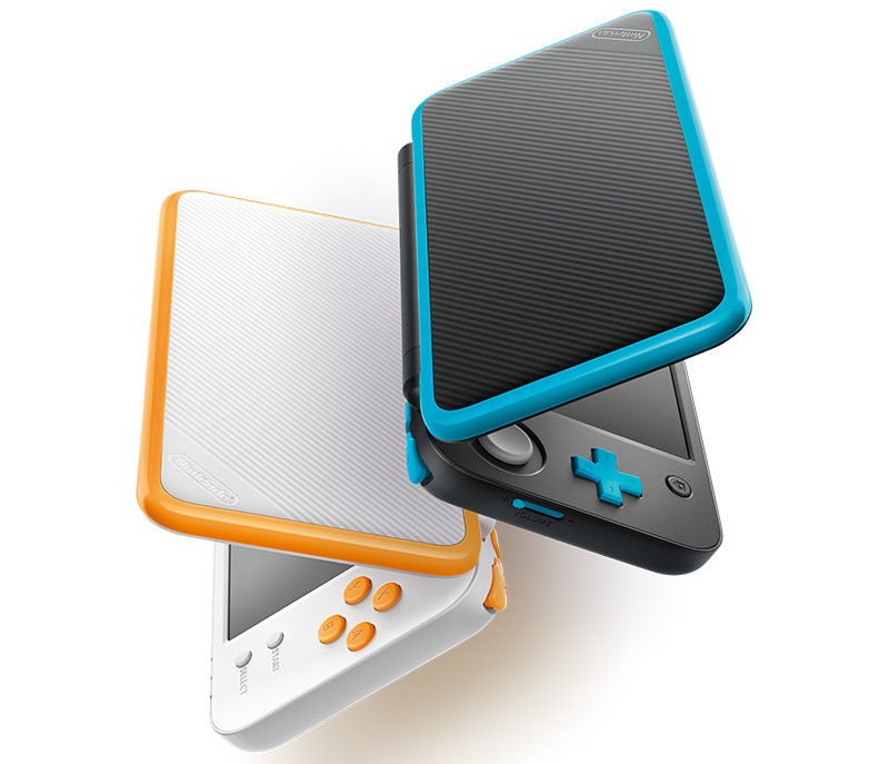 Nintendo 2DS XL - Nintendo's New Portable Console costs $149.99