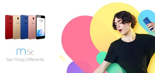 Meizu M5c announced with 5-inch HD display, Android 7.0, 4G LTE