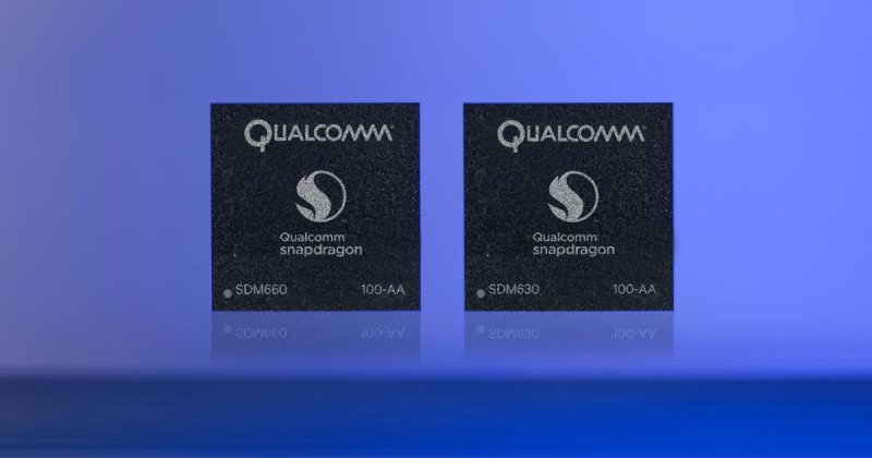 Qualcomm Snapdragon 660 and Snapdragon 630