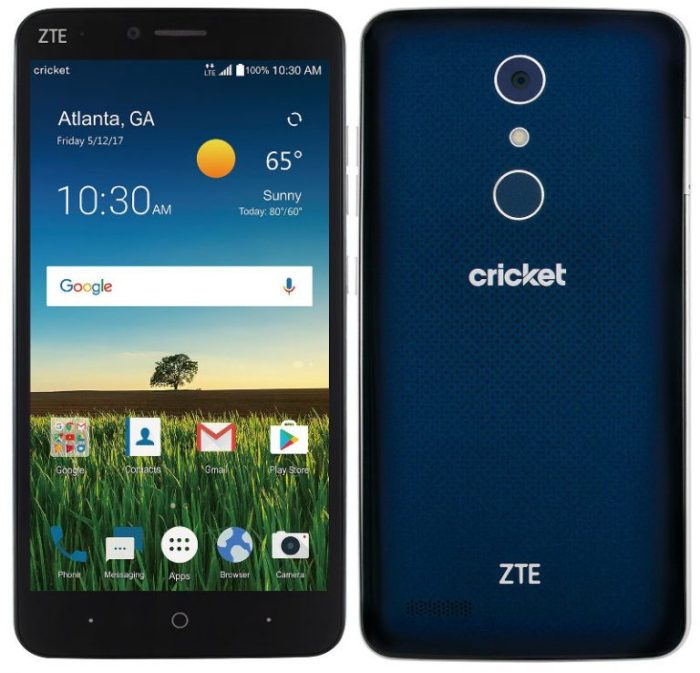 ZTE Blade X Max with 6-inch FHD display, Android 7.1.1 Nougat