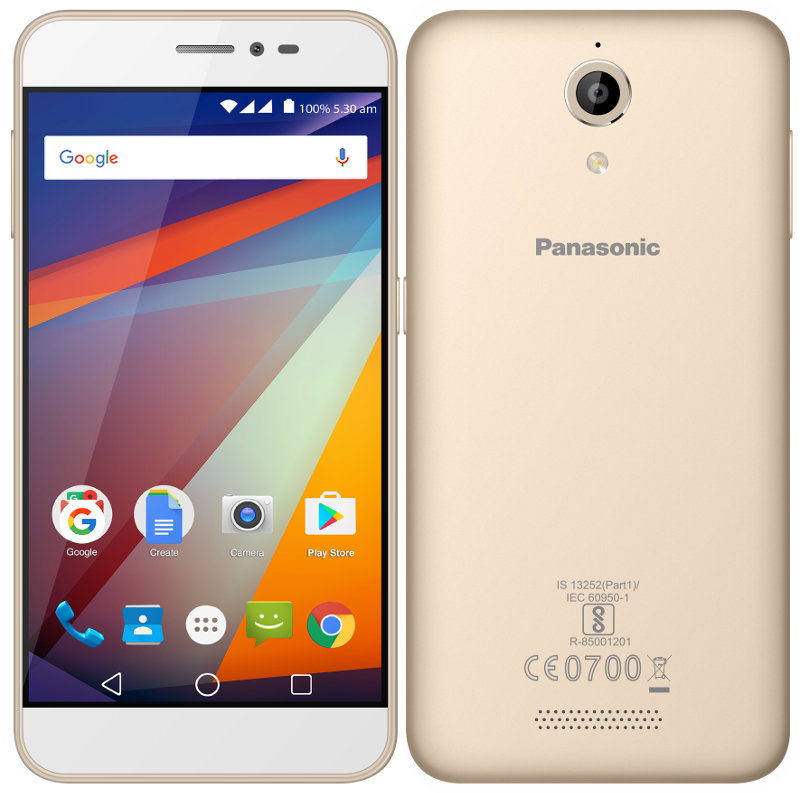 Panasonic Eluga Ray and Panasonic P85 with 5-inch HD display, 4000mAh Battery