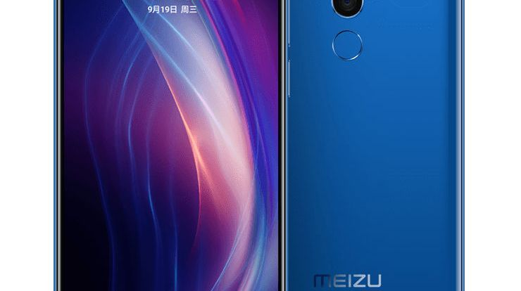 Image result for Meizu X8     pic