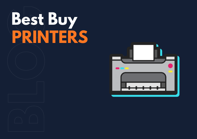 Best Buy 3 Printers in India 2020