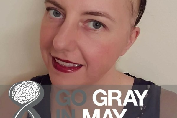 May is Gray & Brain Tumor Awareness