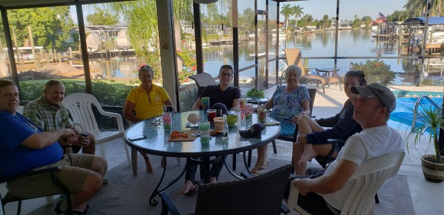 Cape Coral at Thanksgiving