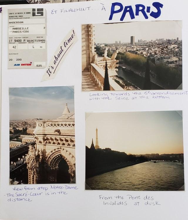 Notre Dame in Paris 1995