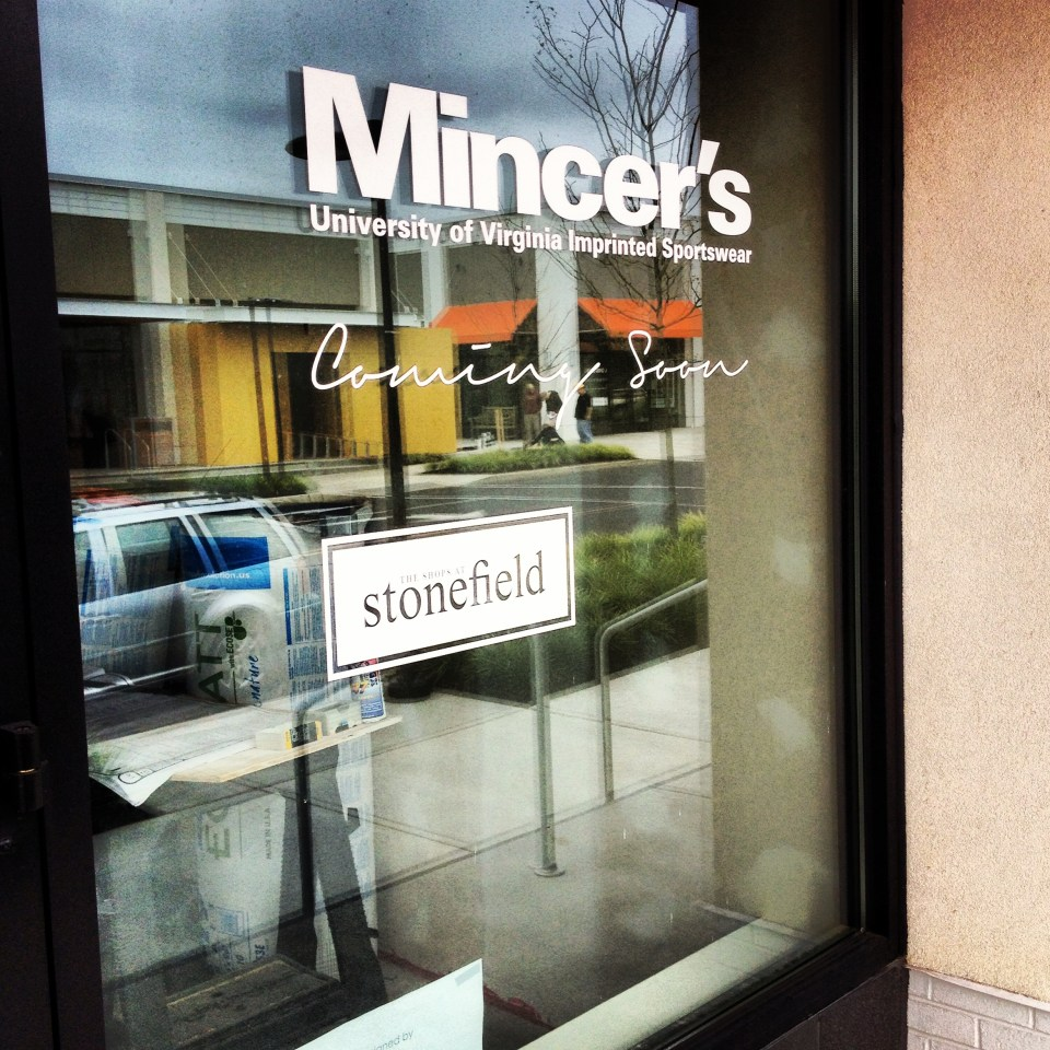 Mincers Charlottesville