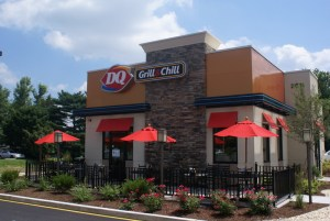 Harmony Square Dairy Queen