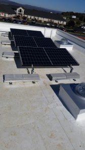 solar photo-voltaic harmony square dairy queen
