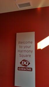 Harmony Square Dairy Queen - 20151218_090411