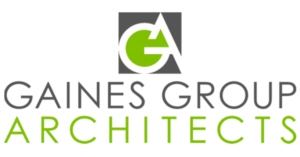 The Gaines Group Stacked Logo
