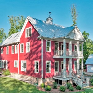LEED Farmhouse