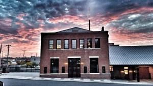 Depot Sunrise