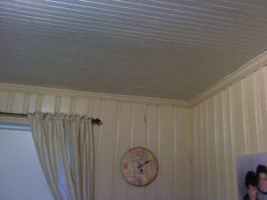 wall panel air leaks